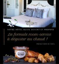 Hôtel Saint Saturnin sur Loire Best Western Plus Hôtel D'Anjou
