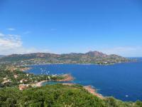 Village Vacances Cannes Agay Cap Esterel village G1 - T2 large jardin - ref: 55la