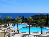 Village Vacances Cannes CAP ESTEREL VILLAGE : 2 pièces mer rénové 2è étage- E1 275la