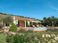 gite Valderoure Ferienhaus mit Pool Bagnols en Foret 170S