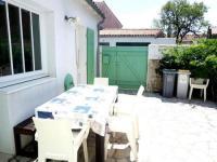 gite La Couarde sur Mer House L'olivette maison 6 pers avec cour, ile de re / la couarde