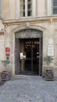 Hôtel Avignon Hôtel du Palais des Papes