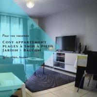 Appart Hotel Toulon Appart Hotel T2 pour 4 à 5min des plages