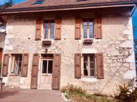 gite Chambéry La terrasse