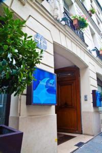 Hotel de charme Paris 1er Arrondissement Tonic hôtel de charme du Louvre