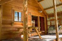 Terrain de Camping Tignes Huttopia Bozel en Vanoise