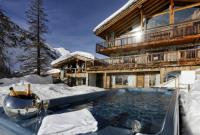 gite Tignes Le Joseray Chalet Sleeps 20 WiFi