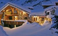 gite Val d'Isère Le Joseray Chalet Sleeps 13 WiFi