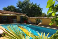 gite Agde Pezenas Villa Sleeps 8 Pool