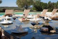 gite Villeneuvette Alignan-du-Vent Villa Sleeps 10 Pool