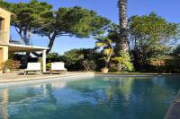 gite Saint Cyprien Collioure Villa Sleeps 10 Pool
