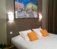 Hotel Fasthotel Sainte Geneviève Hôtel Chimène