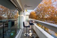 Résidence de Vacances Le Landreau Résidence de Vacances Bel appartement vue sur Loire - Cité des Congrès