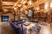 gite Manigod Chalet Lodge de Luxe Les Murailles