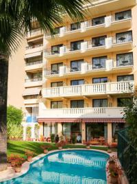 Hotel Sofitel Cannes Sun Riviera Hotel