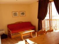 residence Montgenèvre Apartment 2 pièces + cabine 6 personnes de 37 m² 1