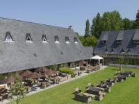 Hotel de charme Bonnebosq hôtel de charme Les Manoirs de Tourgéville