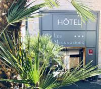 Hôtel Pessines Citotel Hôtel des Messageries