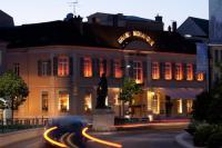 Hôtel Saint Aubin des Bois Best Western Premier Grand Monarque Hotel et Spa