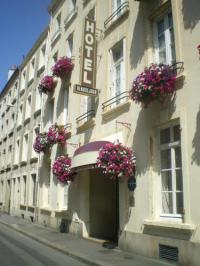 Hotel Fasthotel Sainte Geneviève Citotel Hôtel Beauséjour