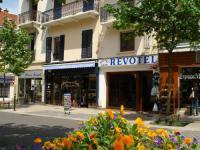 Hotel Fasthotel Chanaz Revotel