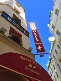 Hotel de charme Paris 1er Arrondissement Grand hôtel de charme Dechampaigne