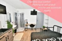 Hôtel Onnaing hôtel Petit Studio Confort