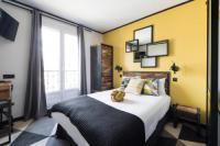 Hotel pas cher Paris 15e Arrondissement hôtel pas cher Madrigal