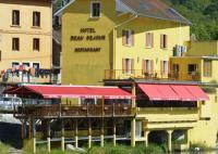 Hotel Fasthotel Injoux Génissiat Hôtel Beau Séjour