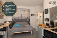Appart Hotel Angers Appart Hotel Crypto Prestige - The Studio