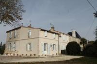 Gîte Chaunac Gîte du Château