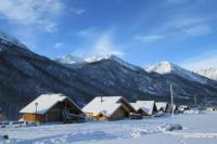 gite Le Monêtier les Bains Les Thures Hameau du Roubion Hautes Alpes