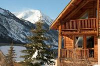 gite Le Monêtier les Bains Chalet L'Eitièro hameau des Chazals Nevache Hautes Alpes