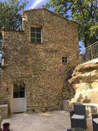 Terrain de Camping Cabannes Mazet en Provence