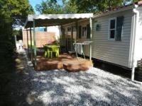 Terrain de Camping Herm Mobil home à Saint Paul les Dax