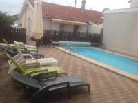 gite Arcachon Maison avec piscine à 200m plage