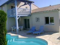 Gîte Charente Maritime Gîte House Meschers s/gironde maison avec piscine proche centre ville et plage 5