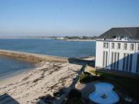 Appart Hotel Piriac sur Mer Appart Hotel Apartment Face mer avec balcon - plage saint-goustan