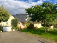 gite Clohars Carnoët House Riantec maison contemporaine avec jardin clos proche mer 1