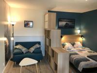 Appart Hotel Saint Mars d'Outillé Appart Hotel Studio cozy hypercentre