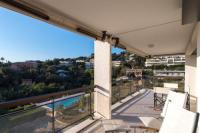 Appart Hotel Grasse Appart Hotel IMMOGROOM - Swimming- Pool -A/C-terrace - sea view - CONGRESS/BEACHES