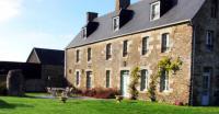 Chambre d'Hôtes Pontorson La Vieille Foulonnière : Chambres d'hôtes et Permaculture