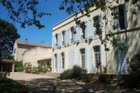 Chambre d'Hôtes Saint Nazaire de Ladarez Château de Rouvignac