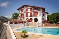 Hotel de charme Hendaye hôtel de charme et Résidence Vacances Bleues Orhoïtza