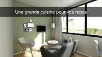 Résidence de Vacances Francescas Résidence 7ème Art - Appart Meublés -