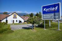 Hotel 3 étoiles Ain hôtel 3 étoiles Kyriad Genève St-Genis-Pouilly