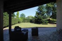 gite Arcachon Villa 4 chambres Bassin d'Arcachon dans quartier résidentiel.