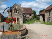 Gîte Bourgogne Gîte La maison du Gué