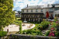 Terrain de Camping Mayenne hotel restaurant du Commerce