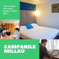 Hotel 3 étoiles Versols et Lapeyre hôtel 3 étoiles Campanile Millau